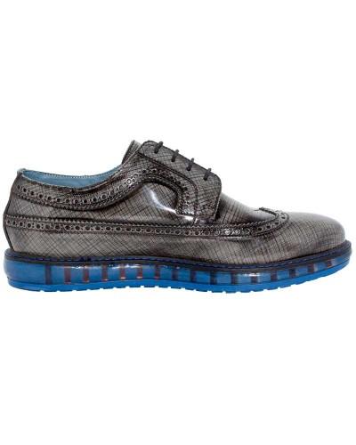 Checkered Marka Checkered Rugan Erkek Ayakkabı Mavi-Gri Ürünününe TK Ticaret Fırsatıyla sahip olma fırsatını kaçırmayın! #Checkered #Rugan #Erkek #Ayakkabı #Mavi #Gri #Ayakkabı Dünya Markaları %70 e varan indirimler ile sizleri bekliyor.