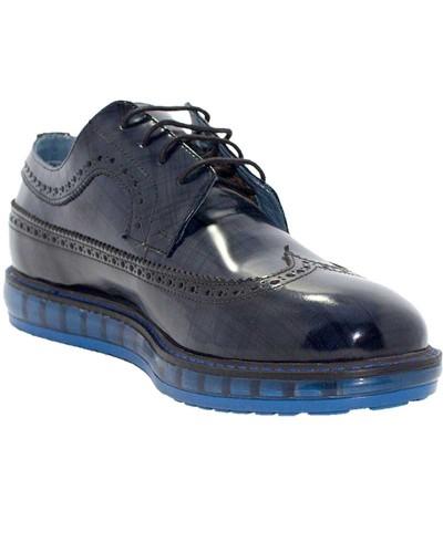 Checkered Marka Checkered Rugan Erkek Ayakkabı Mavi Ürünününe TK Ticaret Fırsatıyla sahip olma fırsatını kaçırmayın! #Checkered #Rugan #Erkek #Ayakkabı #Mavi #Ayakkabı Dünya Markaları %70 e varan indirimler ile sizleri bekliyor.