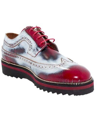 Checkered Marka Rugan Ayakkabı Kırmızı Ürünününe TK Ticaret Fırsatıyla sahip olma fırsatını kaçırmayın! #Rugan #Ayakkabı #Kırmızı #Ayakkabı Dünya Markaları %70 e varan indirimler ile sizleri bekliyor.