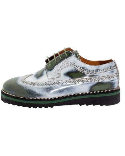 Rugan Ayakkabı Yeşil